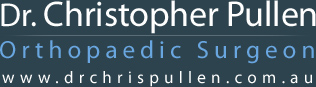Dr. Christopher Pullen Orthopaedic Surgeon